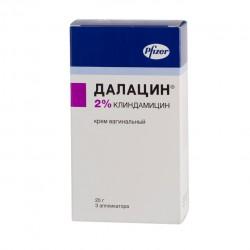 Далацин, крем ваг. 2% 40 г №1