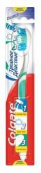 Зубная щетка, Колгейт тройное действие средней жесткости